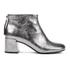 McQ Alexander McQueen Women's Pembury Boot - Light Gunmetal: Image 1