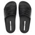 McQ Alexander McQueen Women's Infinity Slide Sandal - Black: Image 1
