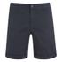 J.Lindeberg Men's Nathan ES Breeze Stretch Shorts - Dark Navy: Image 1