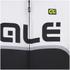 Alé Excel Veloce Short Sleeve Jersey - Black/Grey: Image 3