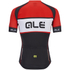 Alé Formula 1.0 Sprinter Short Sleeve Jersey - Black/Red: Image 2