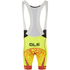Alé PRR Bubbles Bib Shorts - Yellow/Orange: Image 2