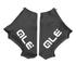 Alé Aerolight Lycra Shoe Covers - Black/White: Image 6