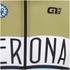 Alé Classic Verona Short Sleeve Jersey - Black/Brown: Image 3