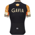 Alé Classic Gavia Short Sleeve Jersey - Black/Orange/White: Image 2