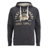 Tokyo Laundry Men's Williamsburg Hoody - Charcoal Marl: Image 1
