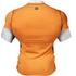 Better Bodies Men's Tight Function T-Shirt - Orange/Grey: Image 2