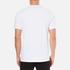 Converse Men's All Star Core Chuck Patch T-Shirt - White: Image 3