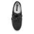 Senso Women's Annie Front Bow Leather Slip On Trainers - Ebony: Image 3