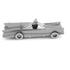 Classic Batmobile Metal Earth Construction Kit: Image 4