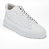 ETQ. Men's Mid Top 2 Leather Sneakers - White : Image 2
