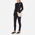 Karl Lagerfeld Women's K/Chain Small Shoulder Bag - Cream: Image 2
