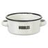 Parlane 'Nibbles' Enamel Snack Bowl - Cream (5 x 14cm): Image 1