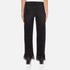 MSGM Women's Fringe Bottom Jeans - Black: Image 3