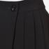 KENZO Women's Pleated Skirt - Black: Image 4
