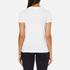 KENZO Women's Paris Rope Logo T-Shirt - White: Image 3