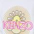 KENZO Women's Tanami Flower Logo Sweatshirt - White: Image 5