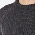 Vivienne Westwood Anglomania Men's Long Ribs Jumper - Charcoal: Image 5