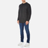 Vivienne Westwood Anglomania Men's Long Ribs Jumper - Charcoal: Image 4