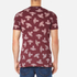 Vivienne Westwood Anglomania Men's Time Machine T-Shirt - Burgundy: Image 3
