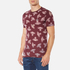 Vivienne Westwood Anglomania Men's Time Machine T-Shirt - Burgundy: Image 2