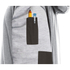 Caterpillar Men's Lightweight Tech Hooded Sweatshirt - Grey: Image 2