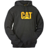 Caterpillar Men's Trademark Hoody - Black: Image 1
