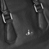 Vivienne Westwood Men's Milano Weekender Bag - Black: Image 4