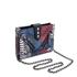 KENZO Women's Kalifornia Wallet on a Chain Crossbody - Blue Snake: Image 3