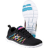 Skechers Women's Flex Appeal Something Fun Low Top Trainers - Black: Image 3