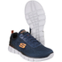Skechers Men's Equaliser 2.0 Settle The Score Low Top Trainers - Blue: Image 3