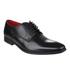 Base London Men's George Derby Shoes - Black: Image 1