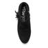 Sam Edelman Women's Paige Suede Tassle Ankle Boots - Black: Image 3