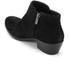 Sam Edelman Women's Paige Suede Tassle Ankle Boots - Black: Image 4