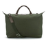 WANT LES ESSENTIELS Men's Hartsfield Weekender Tote - Olive/Gunmetal: Image 1