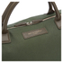WANT LES ESSENTIELS Men's Hartsfield Weekender Tote - Olive/Gunmetal: Image 4