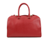 Lulu Guinness Women's Vivienne Medium Smooth Leather Tote Bag - Red: Image 6