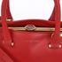 Lulu Guinness Women's Vivienne Medium Smooth Leather Tote Bag - Red: Image 4