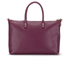 Lulu Guinness Women's Frances Medium Tote Bag with Lip Charm - Cassis: Image 6