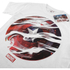 Marvel Men's Captain America Civil War Smoke Sheild T-Shirt - White: Image 2