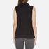 BOSS Orange Women's Willimply Sleevless Arm Drop Tunic Top - Black: Image 3