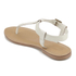Superdry Women's Bondi Thong Sandals - White: Image 4
