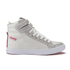 Superdry Women's Hyper Crampon High Top Trainers - Bubblegum Silver: Image 1