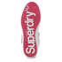 Superdry Women's Hyper Crampon High Top Trainers - Bubblegum Silver: Image 5