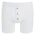 Levi's Men's Long Button Boxers - White: Image 1