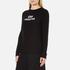 Bella Freud Women's God Created Merino Wool Jumper - Black: Image 2