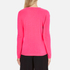Bella Freud Women's Woman Cashmere Jumper - Pink: Image 3