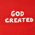 Bella Freud Women's God Created Merino Wool Jumper - Red: Image 5