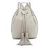Rebecca Minkoff Women's Isobel Tassel Backpack - Khaki: Image 1