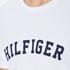 Tommy Hilfiger Men's Organic Cotton T-Shirt - White: Image 5
